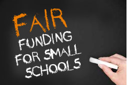 Fair funding for small schools